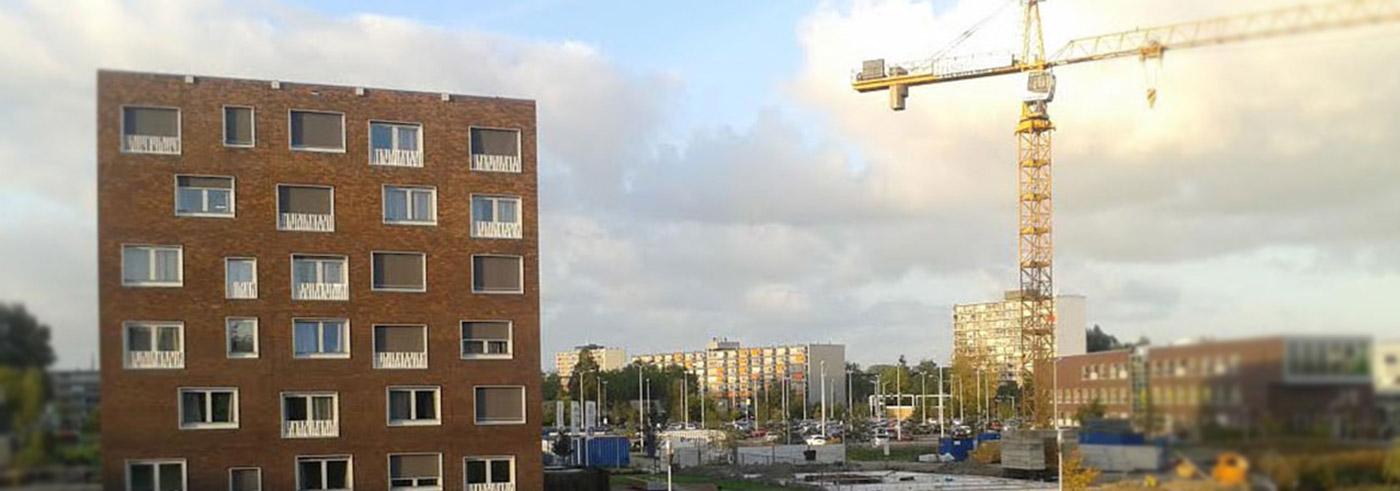 Studentenhuisvesting Leeuwarden